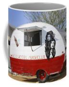 Rock Away Trail Riders Palm Springs Coffee Mug