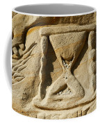 Rock Carvings Between Fillmore Coffee Mug