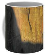 Rock Climbers On The Big Wall Coffee Mug