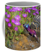 Rock Flower Birguana Fly Coffee Mug
