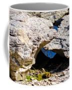 Rock Formation Devonian Fossil Gorge Coffee Mug