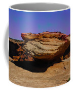 Rock Formation In Canyon De Chelly Coffee Mug