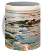 Rock Formations At Windansea Beach, La Coffee Mug