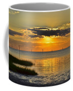 Rock Harbor Sunset 2 Coffee Mug