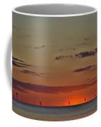 Rock Harbor Sunset 6 Coffee Mug