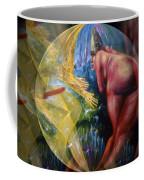 Rock 'n Roll Babe Captivates Coffee Mug