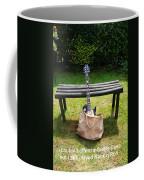 Rock N Roll Guitar In A Bag Coffee Mug