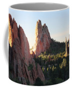 Rock Of Ages Coffee Mug by Eric Glaser