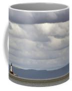 Rock Of Ages Lighthouse Isle Royale National Park Coffee Mug by Jason O Watson