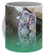 Rock Reflections - Water - Beach Coffee Mug