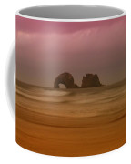Rockaway Beach Oregon Coast Coffee Mug