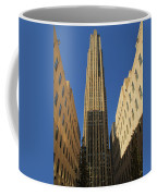 Ge Building  Coffee Mug by Dan Sproul
