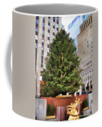 Rockefeller Tree Coffee Mug