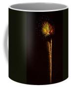 Rockets Skyward  Coffee Mug by Saija  Lehtonen