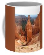 Rockformation  Bryce Canyon Coffee Mug