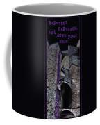 Rockin' Raven Celtic Rapunzel Coffee Mug