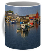 Rockport Harbor No.3 Coffee Mug