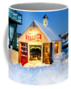 Rockport Winter Coffee Mug