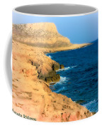 Rocks And Sea Coffee Mug