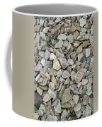Rocks And Stones Texture Coffee Mug