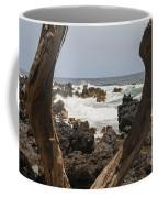 Rocks And Waves Coffee Mug