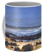 Rocks Before Beach Coffee Mug