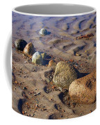 Rocks In A Row Coffee Mug