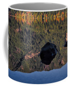 Rocks In Crescent Lake Coffee Mug