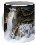 Rocks In Paradise Coffee Mug by Inge Johnsson