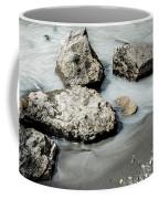 Rocks In The River Coffee Mug