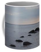 Rocks In Water Coffee Mug