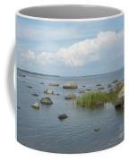 Rocks On The Baltic Sea Coffee Mug