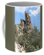 Rocks Reaching To The Sky Coffee Mug