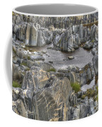 Rocky Arctic Shoreline Coffee Mug