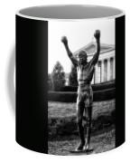 Rocky Balboa Coffee Mug by Bill Cannon