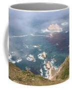 Rocky California Coast Coffee Mug