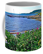 Rocky Harbour Roses-nl Coffee Mug