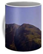Rocky Hill In The Scottish Highlands Coffee Mug