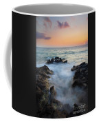Rocky Inlet Sunset Coffee Mug by Mike  Dawson