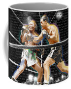 Rocky Marciano V Jersey Joe Walcott Quotes Coffee Mug