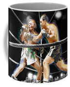 Rocky Marciano V Jersey Joe Walcott Coffee Mug