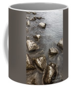 Rocky Coffee Mug by Margie Hurwich