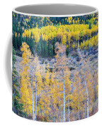 Rocky Mountain Autumn Contrast Coffee Mug by James BO  Insogna
