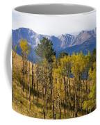 Rocky Mountain Autumn Coffee Mug