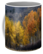 Rocky Mountain Fall Coffee Mug