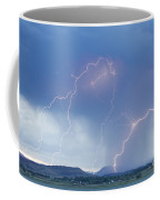 Rocky Mountain Front Range Foothills Lightning Strikes Coffee Mug