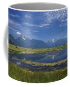 Rocky Mountain Lake Coffee Mug