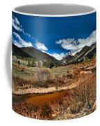 Rocky Mountain Meadows Coffee Mug