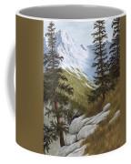Rocky Mountain Solitude Coffee Mug