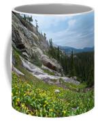 Rocky Mountain Summer Coffee Mug